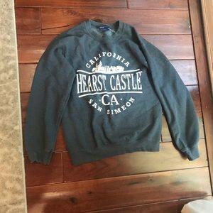 Sweaters - Hearst Castle Crewneck Sweatshirt
